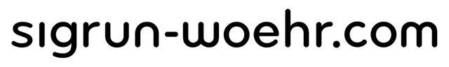 sigrun-woehr.com